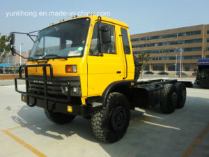 6X6 Midium Duty LHD/Rhd /Lorry Truck/ Cargo Truck Chassis pictures & photos