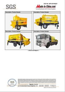 Discount Hydraulic Pump for Dump Truck pictures & photos