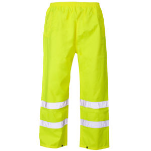 High Vis Safety Work Trousers for Mining Workers (C2391) pictures & photos