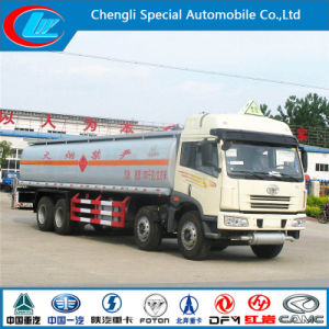 Faw 8X4 Capacity 30cbm Oil Transportation Tank Truck pictures & photos