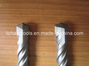SDS Plus Drill Bit with Super Tip and Double Flute pictures & photos