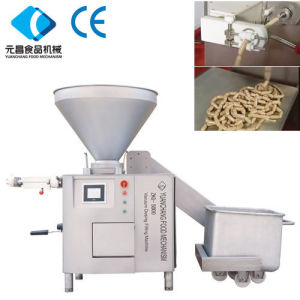 Hot Sale Sausage Stuffer with 12 Impellers-/Chicken Sausage Making Machine pictures & photos