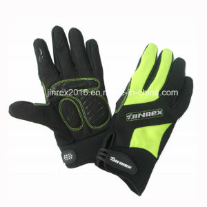 Winter Outdoor Windproof Waterproof Warm Sports Full Fingers Glove pictures & photos
