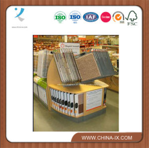 Floor Display Stand with Wings (Sr-Hj13) pictures & photos
