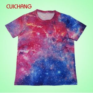 Sublimation Print T Shirts, T Shirts for Sublimation Printing, Plain T Shirts for Printing (AP-040) pictures & photos