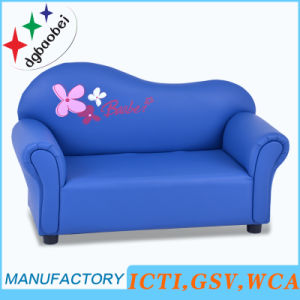 Fashion Home Living Room Children Furniture/Curve Backed Kids Sofa (SXBB-07-03) pictures & photos