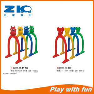 Playground Plastic Drill Holes on Sell pictures & photos
