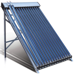 Evacuated Tube Solar Collector with Heat Pipe pictures & photos