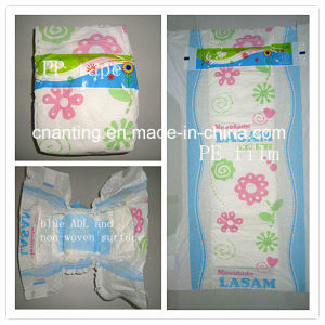Disposable Soft Breathable Baby Diaper Machine with Cheap Price pictures & photos