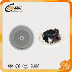 6 Inch PA System Coaxial Ceiling Speaker (CEH-22T)