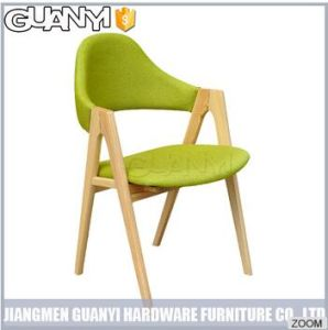 Modern Dining Furniture with Eight Font Wooden Legs Design pictures & photos