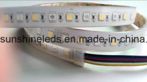 Waterproof IP68 5 Colors RGB and Dual Color Ww&Pw LED Strip pictures & photos