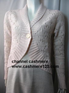 Sweat Cashmere JAC Cardigan pictures & photos