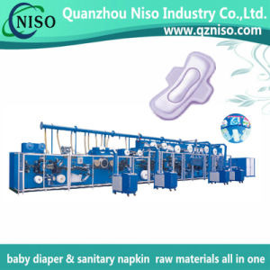 Hy800-Sv High Speed Full-Automatic Feminine Pads Making Machine Manufacture pictures & photos
