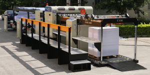 China Automatic Paper Cutting Machine pictures & photos