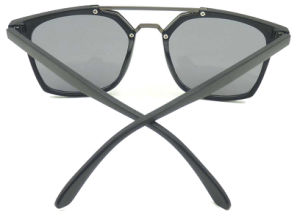 F17249 Italy Design Big Frame Cool Hotsale Unisex Sun Glasses pictures & photos