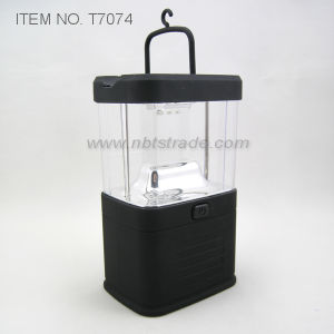 15 LED ABS Camping Light (T7074) pictures & photos