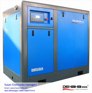 (ISO&CE) 5 Bar 132kw/175HP Hot-Selling Low Pressure Air Compressor pictures & photos
