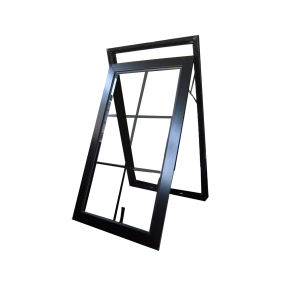 Aluminium Glass Window Approved by As2047 pictures & photos