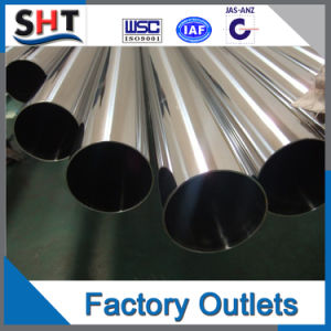 304 316 Round Seamless Stainless Steel Pipe pictures & photos