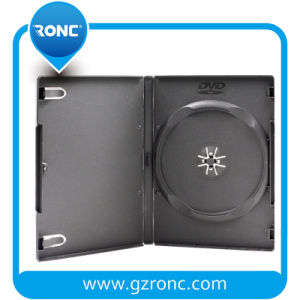 14mm PP Material DVD Case for CD DVD Disc pictures & photos