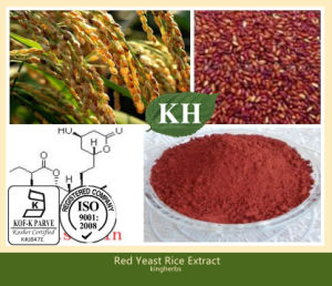 Red Yeast Rice Extract / Red Yeast Rice / Red Rice Yeast pictures & photos