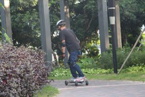 Skateboard with Ce, RoHS, FCC Certificates pictures & photos