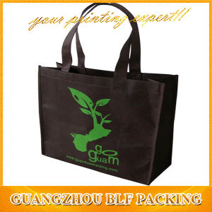 Long Handle Sling Non Woven Shopping Promotional Tote Bag pictures & photos