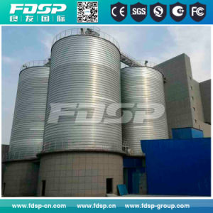 500 Ton Grain Silos for Poultry Feed Silo & Maize Storage Silo pictures & photos