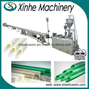 High Quality Assurance of Plastic Extruder Machine for PP-R Pipes pictures & photos