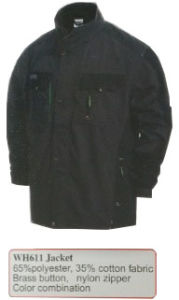 High Quality Workwear Wh611 Power Jacket pictures & photos