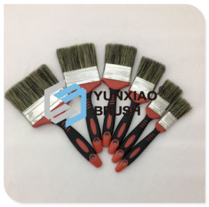 Filament Paint Brush with Rubber Handle Tools pictures & photos