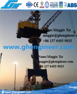 Hoisting Machine Clinker Unloading Equipment Bulk Cargo Portal Crane pictures & photos