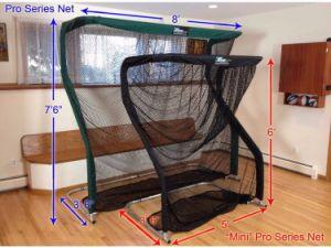 New Design Golf Target Net