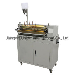 Factory Price Hot Gluing Machine (HJS500) pictures & photos