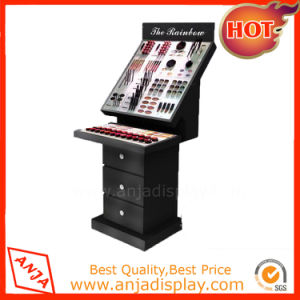 Wooden Portable Cosmetic Display Cabinets Unit for Shop pictures & photos