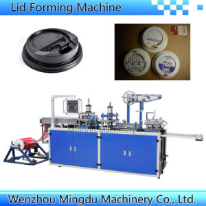 Plastic Cover Forming Machine with Servo Working pictures & photos