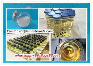 Pharmaceutical Chemicals Anabolic Steroids Raw Materials Testosterone Enanthate for Muscle Mass pictures & photos