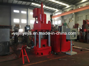 Scrap Aluminum Copper Steel Metal Chips Briquetting Press (SBJ-500) pictures & photos