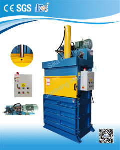 Ves60-12080 Waste Recycling Baler for Zip-Top Can pictures & photos