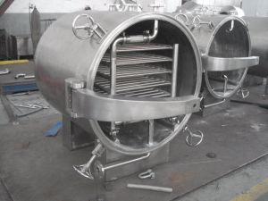 Yzg-600 Fruit Vacuum Dryer pictures & photos