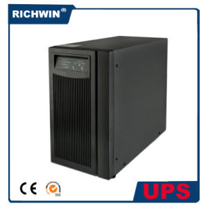 6kVA~10kVA Ce Certificate LCD Display Online UPS with External Battery pictures & photos