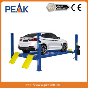 ANSI Standard 4 Post Automotive Lifter for Different Wheelbase Car (412A) pictures & photos
