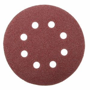 Hook and Loop Sanding Discs 125mm 8 Hole P120 pictures & photos