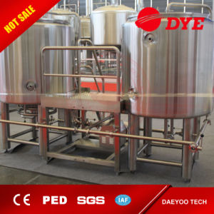 Commercial Industrial Beer Brewing Brewery Equipment for Sale pictures & photos