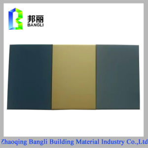 Brushed Aluminum Panel Silver Color Coated Panel Customed Aluminum Wall Panel pictures & photos