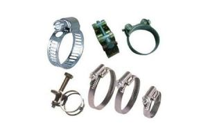 Zinc Plated Stamping Clamps for Hose Pipe pictures & photos
