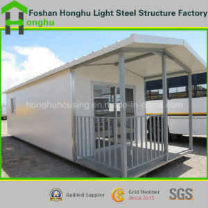 Assemble 20 Feet/40 Feet Container House Steel Structure pictures & photos