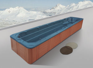 Monalisa 10.6m Long Swim Pool Outdoor SPA Jacuzzi (M-3326) pictures & photos