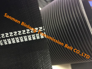 Pk Pl Pj Pm Type Poly V Belts/Ribbed Belts/V Belts in Little Sizes/Sleeve pictures & photos